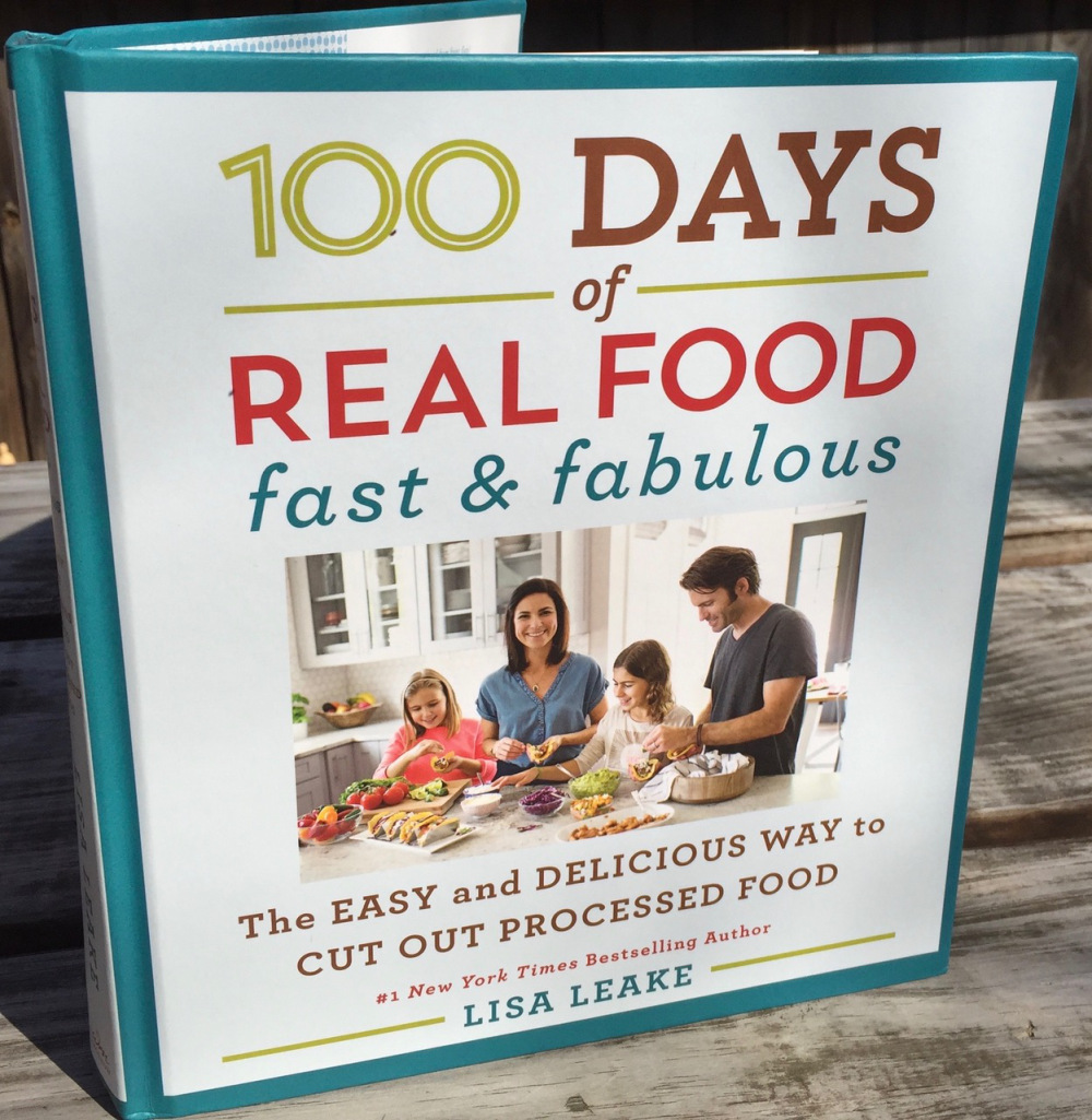 Lisa Leake cookbook