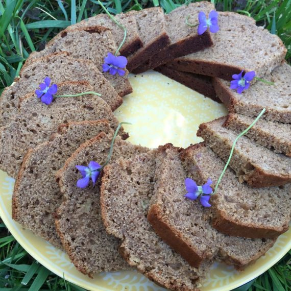 Brown Sugar and Spice Banana Bread